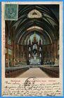 CPA Canada: MONTREAL - L'église de Notre Dame - Intérieur / 1903