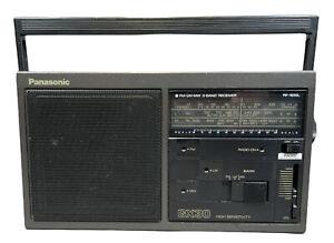 Vintage Panasonic RF-1630L GX-30 Tri-Band Portable Radio Mains/Battery   Working