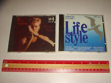 2 Cd's from Life Style, Mic Holwin. Starting to Remember, & Sampler #1