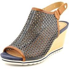 Sandali e scarpe blu Pikolinos per il mare da donna