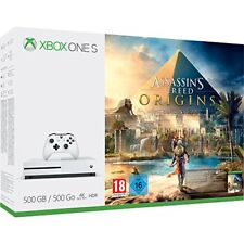 Xb1 S 500gb Assassins Creed Origins Bundle