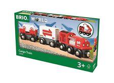 Brio Cargo Train Wooden Railway 33888
