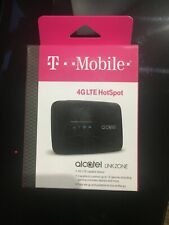 Alcatel Linkzone MW41TM - 4G LTE GSM T-Mobile WiFi Hotspot . New.