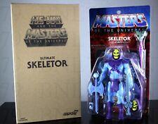 SKELETOR Ultimate SUPER7 S7 Club Grayskull Filmation He-Man MOTU Figure IN HAND