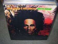 BOB MARLEY & WAILERS natty dread ( reggae )