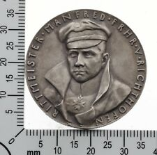 Selten: Karl Goetz Medaille Rittmeister Manfred Freiherr von Richthofen - 1918