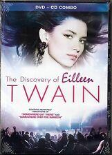 Shania: The Discovery of Eileen Twain by Shania Twain (DVD + CD COMBO