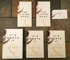 It's Worth It by Jeff Little - Faith, Religion, Relationships - Group Curriculum
