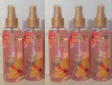 Calgon Hawaiian Ginger Refreshing Body Mist  x 5 Bottles - 5 oz Each *NEW*