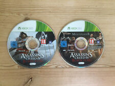 Assassin's Creed IV: Black Flag for Xbox 360 *Discs Only*
