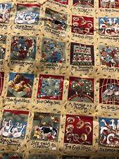 20� Lovely 12 Days Christmas Tree Skirt made4u d 00004000 ecor