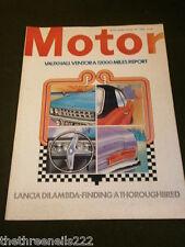 MOTOR MAGAZINE - VAUXHALL VENTORA - AUG 30 1969