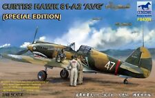 Bronco 1/48 4009 Curtiss Hawk 81-A2 AVG Special Edition