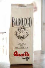 Caffè Quarta Barocco Confezione 1 KG IN Grani 100% Arabica