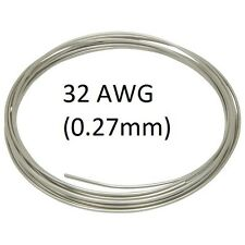 10 Meter Nichrome wire Heat Resistance 32 AWG(0.27mm-Heating Coils Resistor wire