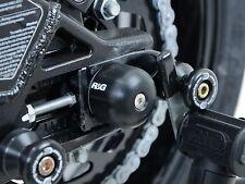 GSX R1000 K1 2001 R&G Racing Swingarm Protectors 16mm and 24mm SP0057BK Black