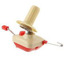Hand Operated Yarn Winder Fiber Wool String Ball Thread Skein Winder Machine