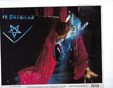 DEVILS RAIN 1975 ORIG VINTAGE COLOR STILL PHOTO HORROR DEMON OCCULT SUPERNATURAL