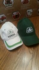 2- Pioneer Seed Farming DuPont Farm Mens Cap Trucker Hat