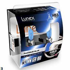L HB3 ALOGENA PLATINUM Blue Max blu effetto lampadine per fari auto 4700K TWIN