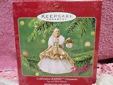 Hallmark Keepsake Ornament Celebration BARBIE Special 2000 Edition Number 1