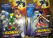 Sonic the Hedgehog: Free Riders Sonic & Jet the Hawk Action Figure Set