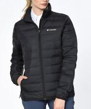 Columbia Women's Lake 22 Down Hybrid Jacket 1737291-010 Black Size Small