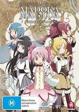 Puella Magi Madoka Magica Complete Series NEW R4 DVD