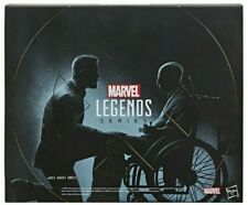 Marvel Legends Series X-Men Logan and Charles Xavier 9 -Inch Action Figure