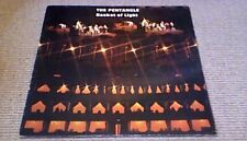 THE PENTANGLE BASKET OF LIGHT 2nd Transatlantic Globe G/F UK LP 1969 Folk Rock