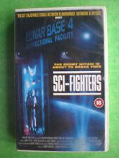 SCI-FIGHTERS  (BILLY DRAGO)  -  BIG BOX ORIGINAL RARE & DELETED