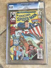 Amazing Spider-Man minus #1 cgc 9.8 Flashback issue 1997