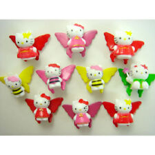 NEW 10 pcs Angel 2.5 cm Jewelry Making Figures Pendant Charms For Hello Kitty