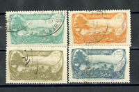 Lebanon Stamps # 1930 Landscape Issue VF 4 Values