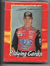 JEFF GORDON  (NEW SEALED DECK) 2001 PLAYING CARDS