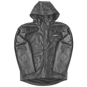 Dewalt Mens Waterproof Jacket Hurlock DWC88-001 With Foldaway Hood Size L