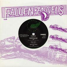"FALLEN ANGELS Knox (of the Vibrators) 'Teenage' /'Reflection' 7"" new unplayed"