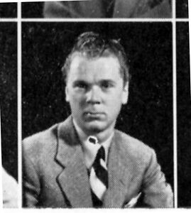 JACKIE COOPER 1940 Beverly Hills High School Yearbook
