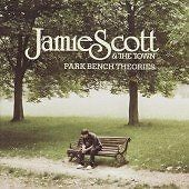 ?  Jamie Scott & the Town/Park Bench Theories cd freepost in very good condition