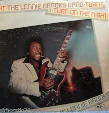 LONNIE BROOKS BAND Turn On The Night LP