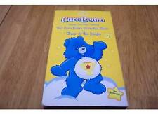 The Care Bears CHEER OF THE JUNGLE VHS VIDEO
