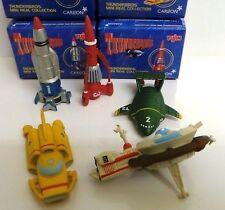 Yujin SR Thunderbirds Thunder Bird Mini Real Collection Gashapon Capsule Figure