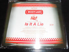 Bodyjar Is It A Lie 5 Track Enhanced CD E.P - Like New