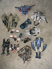 TRANSFORMER FIGURE PARTS LOT!! Various Years!!