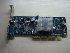 ATI RADEON 9250 AGP 128MB DDR VGA/TV-OUT Graphics video card TEST OK!