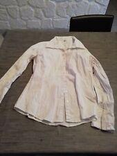 chemise cintree femme taille 42 blanche port gratuit