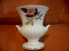 Small Bone China ~ Wedgwood ~ HATHAWAY ROSE Vase