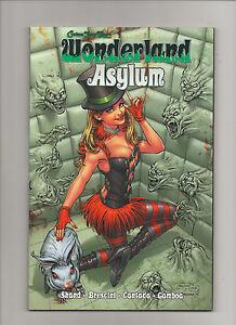 Wonderland Asylum - TPB - (Grade 9.2) 2014