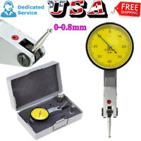 0-0.8mm Precision Outer Measuring Metric Test Dial Gauge Indicator Clock 0.01mm
