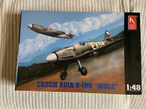 Hobbycraft 1/48 Czech Avia S-199 MULE # HC1524- No Reserve